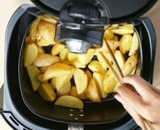 Cheesy Chips Air Fryer Recipes