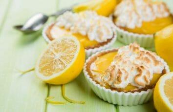 Lemon Meringue Slimming World Pie
