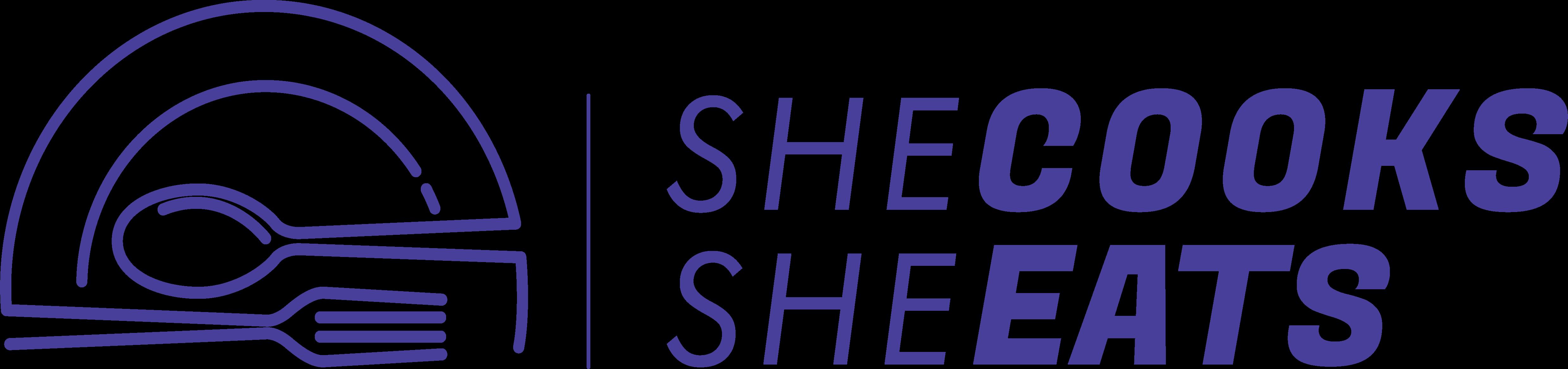 She Cooks She Eats Logo