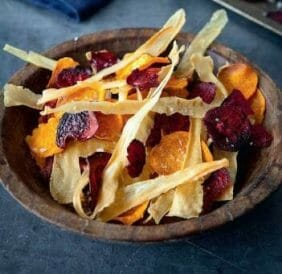 Vegetable Crips Syn Free-Versions