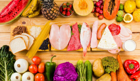 syn free Slimming world foods