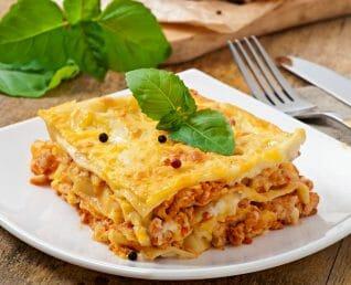 Lasagna Pasta Slimming World Crips