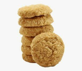 Vanilla Oat Biscuits