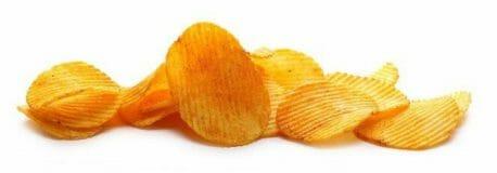 Low Syn Slimming World Paprika Crisps