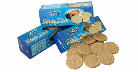 Rich Tea Biscuits Have A Lot Of Syns