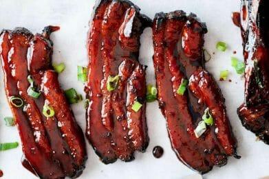 Sticky Chinese Pork